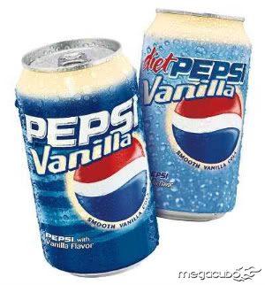 Pepsi Vannila